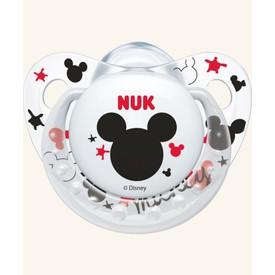 NUK Dudlík Trendline Mickey Mouse (0-6 měs.) šedá