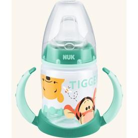 NUK First Choice lahvička na učení 150 ml Tiger zelená