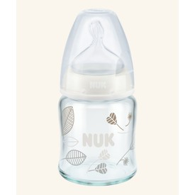 NUK First Choice Plus láhev 120 ml Béžová