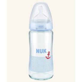 NUK First Choice Plus láhev 240 ml Béžová