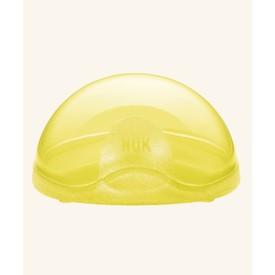 NUK Ochranný box na dudlík žlutá