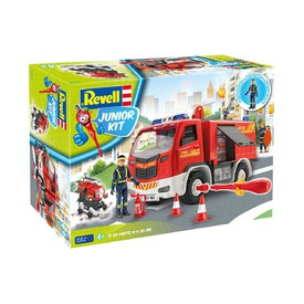Revell Junior Kit 00819 Hasičské auto s figurkou