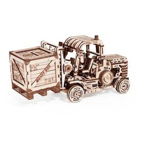 Wood Trick 3D mechanické puzzle - Vysokozdvižný vozík