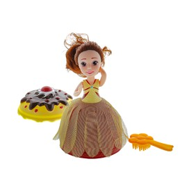 Cupcake Gelato Surprise Voňavá panenka Kayla