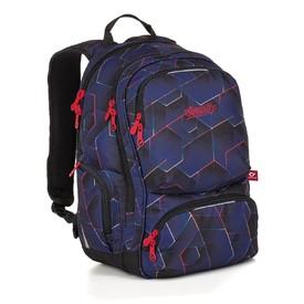 TOPGAL Studentský batoh ROTH 18037 B