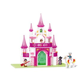 Sluban Girls Dream Princess M38-B0153 Palác snů