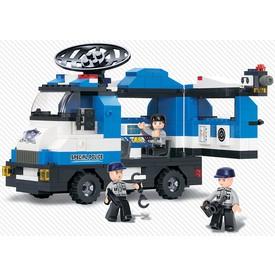 Sluban Policie M38-B0187 Policejní výzvědná jednotka