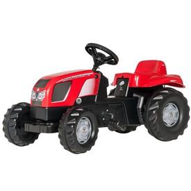 Rolly Toys Šlapací traktor Zetor 11441 červený