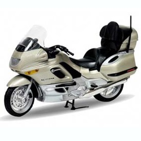 Welly - Motocykl BMW K1200 LT model 1:18 champagne