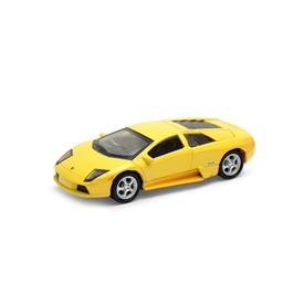 Welly - Lamborghini Mulciélágo model 1:34 oranžové