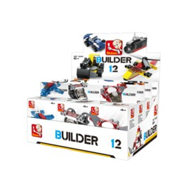 Sluban Builder M38-B05391 1ks F hledač min