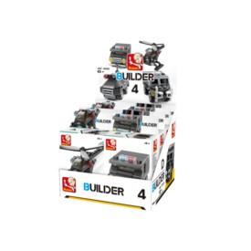 Sluban Builder M38-B05395 4 Policie 1ks B