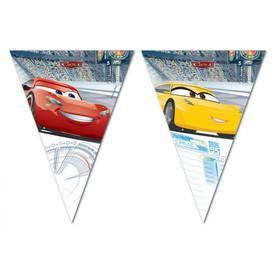 PROCOS Girlanda vlajky Auta Cars 9 ks