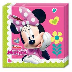 PROCOS Papírové ubrousky Minnie 20 ks