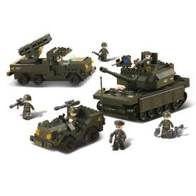 Sluban Army M38-B6800 Vojenský předvoj