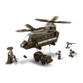 Sluban Army M38-B6600 Přepravní helikoptéra