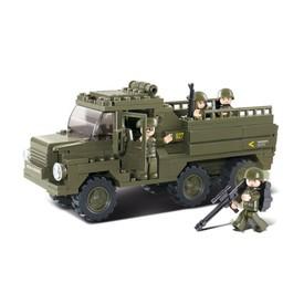 Sluban Army M38-B0301 Vozidlo pro transport vojáků