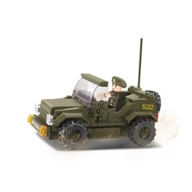 Sluban Army M38-B0296 Hlídkový vůz