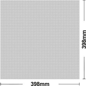Sluban Kiddy Bricks M38-B0182 Základní stavební deska 40x40cm