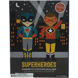 Petitcollage magnetické puzzle - Superhrdinové 3490
