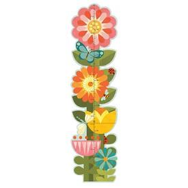 Petitcollage rostoucí metr Květinky