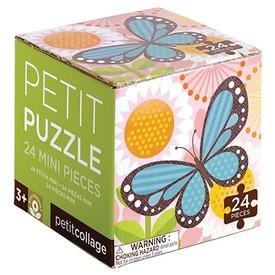 Petitcollage Puzzle motýl