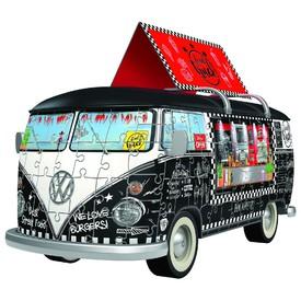 Ravensburger puzzle 3D VW autobus motiv 2 162 dílků