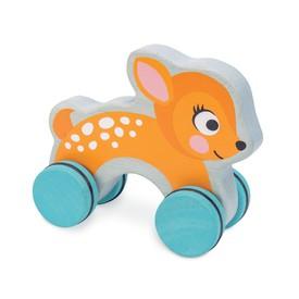 Le Toy Van Petilou - Koloušek na kolečkách