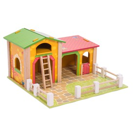 Le Toy Van Stáj pro zvířátka