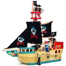 Le Toy Van pirátská loď Jolly