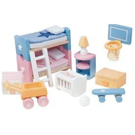 Le Toy Van nábytek Sugar Plum - Dětský pokoj