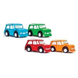 Le Toy Van barevné autíčko 1ks modrá