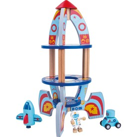 Legler Dřevěná vesmírná raketa