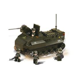 Sluban Army M38-B6300 Obojživelný tank