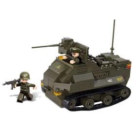 Sluban Army M38-B0281 Tank AAV7A1