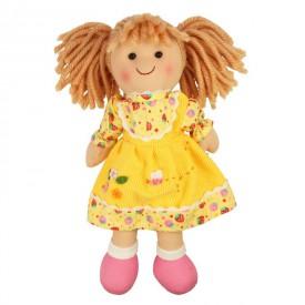 Látková panenka Daisy - 25 cm