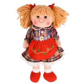 Látková panenka Mandie - 35 cm