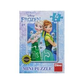Dino Puzzle Mini Disney Ledové království Anna a Elsa 54 dílků
