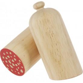 Dřevěné potraviny - Salám 1ks