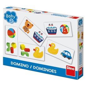 DINO DOMINO Hračky Baby