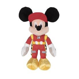 DINO DISNEY Plyšový Mickey RACER 25 cm