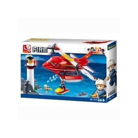 SLUBAN Stavebnice Vrtulník 348 ks