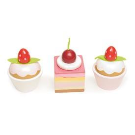 Le Toy Van ovocné dortíčky