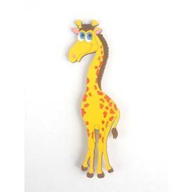 Dřevěné magnetky - Žirafa