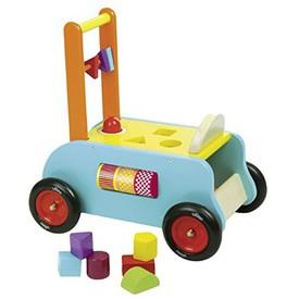 Dřevěné hračky Vilac - Dřevěné multifunkční chodítko