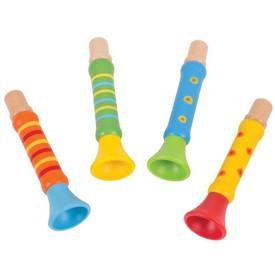Bigjigs Toys trumpetka 1ks