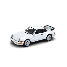 Welly - Porsche 964 Turbo model 1:24 černá