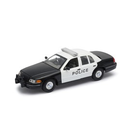 Welly - Ford 1999 Crown Victoria Police model 1:24