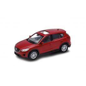 Welly - Mazda CX-5 model 1:34 stříbrná