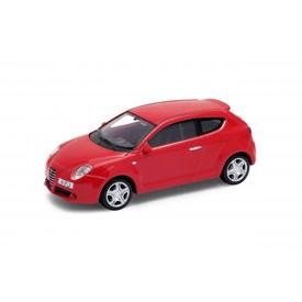 Welly - Alfa 159 Sportwagon model 1:43 červená